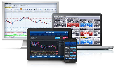 V forex trading brokers
